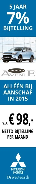 Auto Avenue Banner 2015 Staand