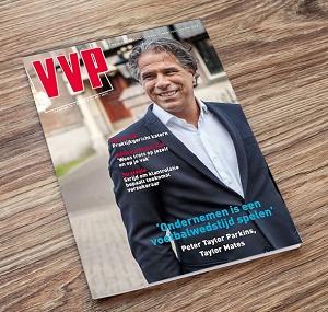 Vakblad VVP interviewt...