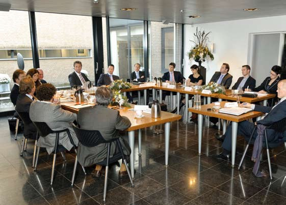 Bob Debat Financieel Management Regio Business Business